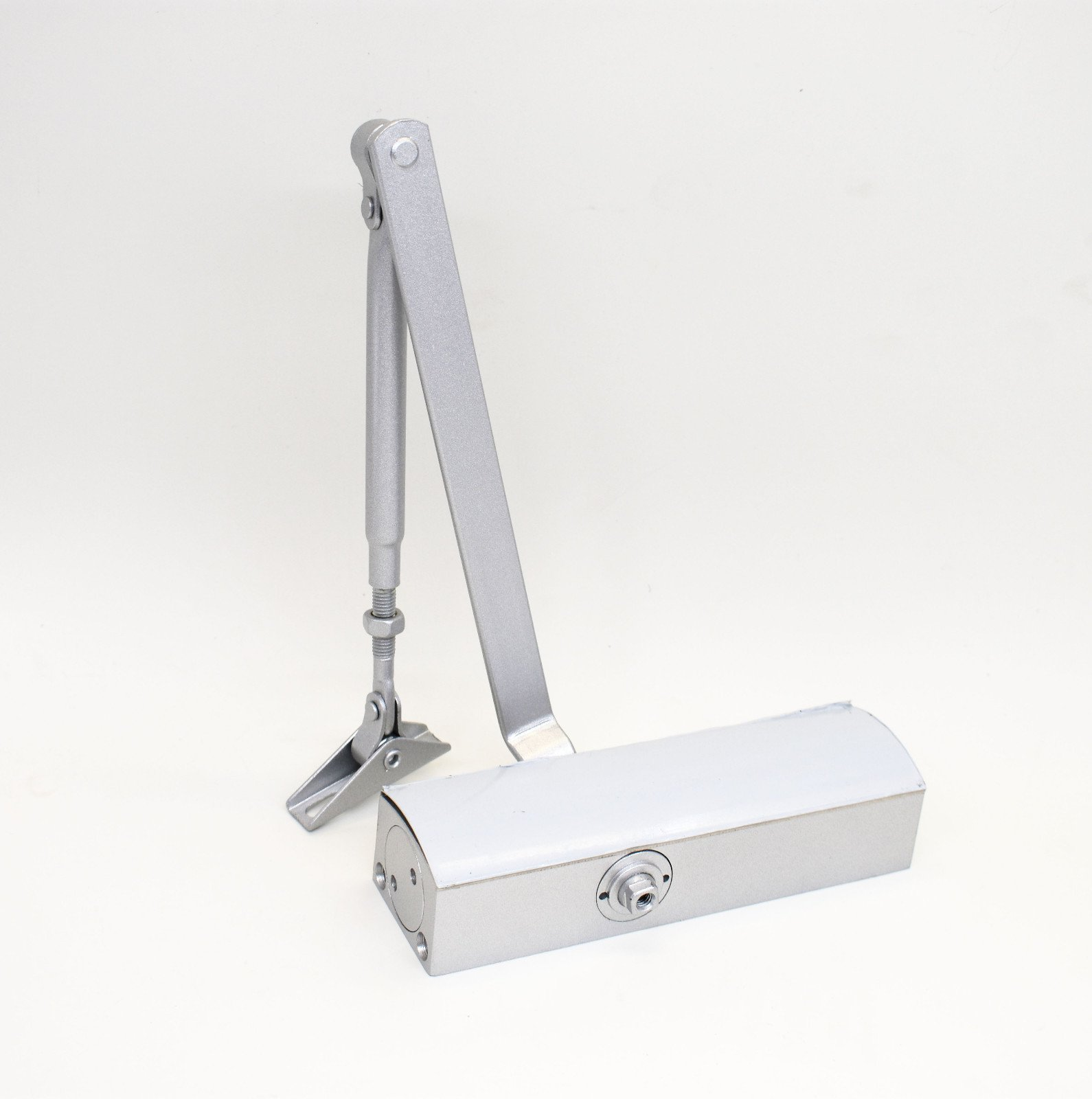 double automatic door closer square door Kerui Furniture Hardware