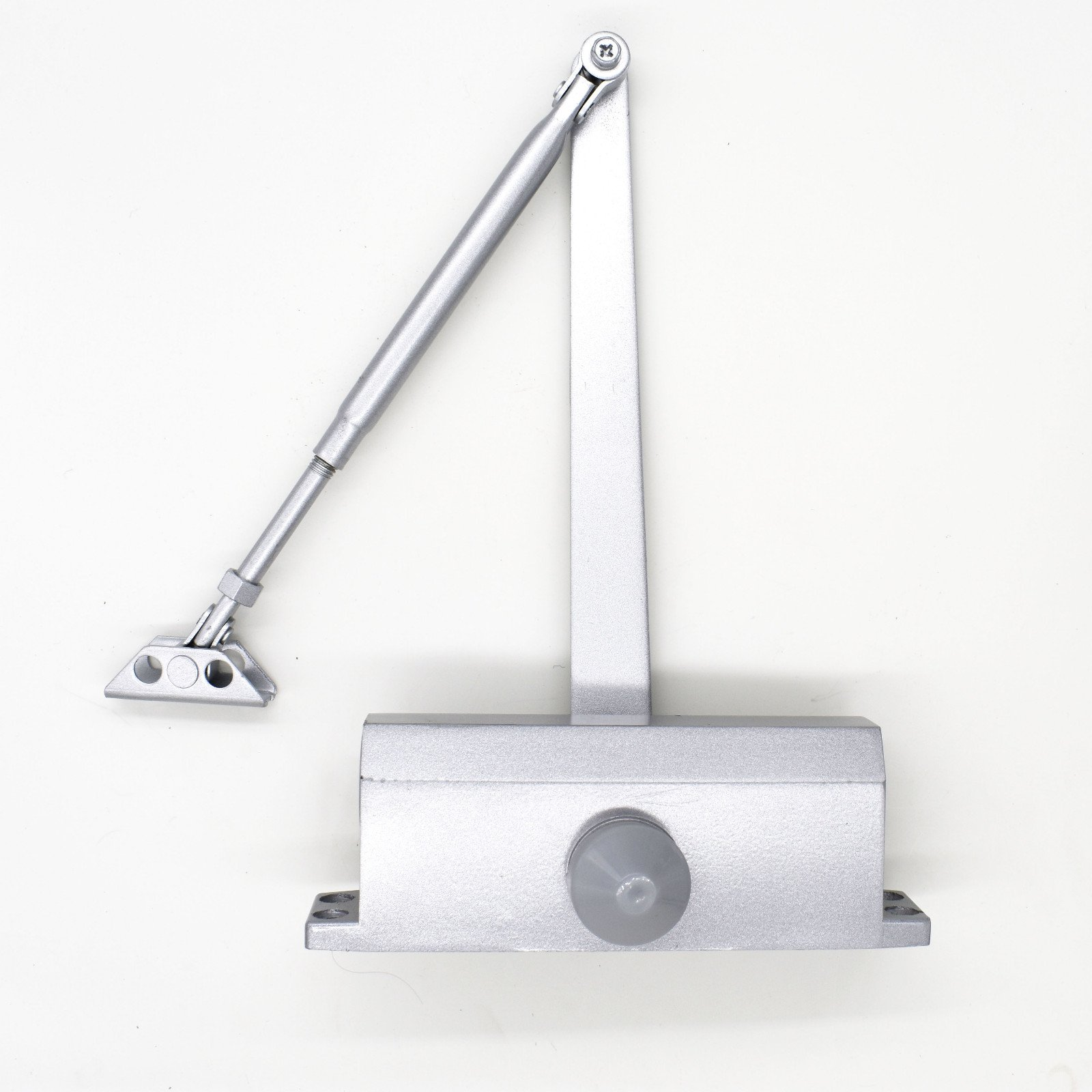 Kerui Furniture Hardware Brand hidden closer automatic door closer closers quadrangle