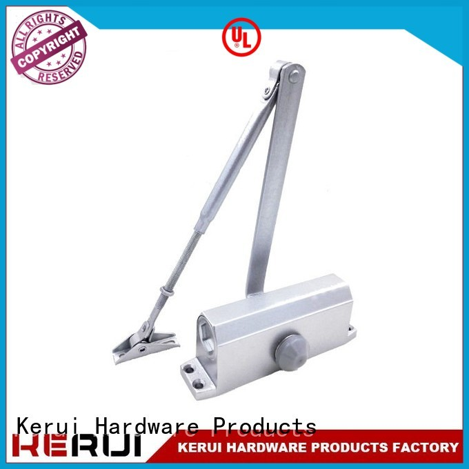 closer door automatic door closer triangel Kerui Furniture Hardware Brand