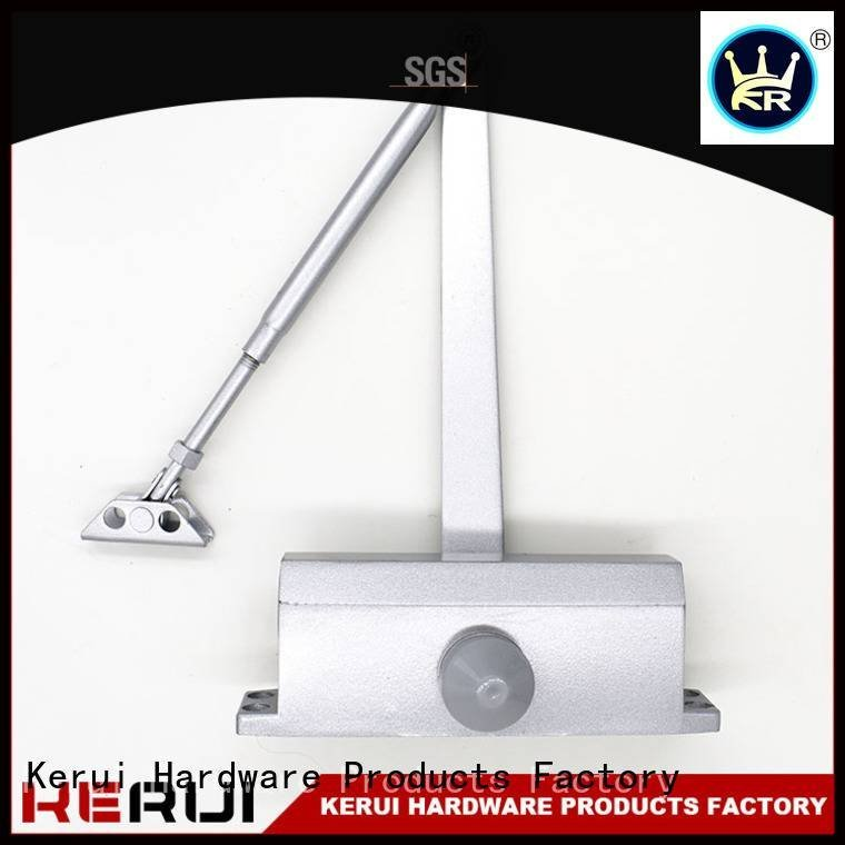 round closer threespeed spring Kerui Furniture Hardware automatic door closer