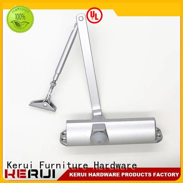 threespeed double Kerui Furniture Hardware automatic door closer price
