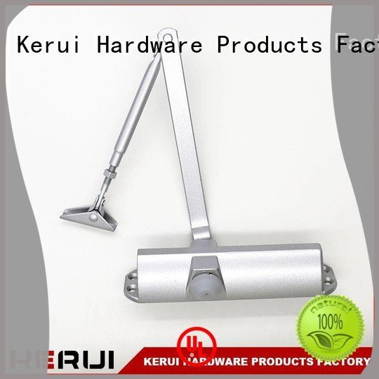 Kerui Furniture Hardware automatic door closer closer triangel closers square