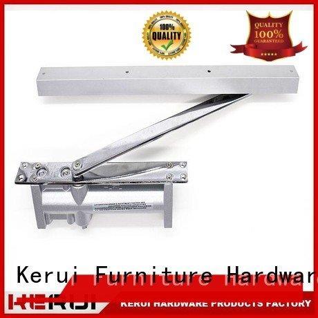 automatic door closer price square automatic door closer Kerui Furniture Hardware Brand