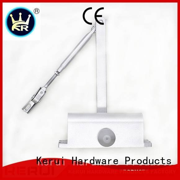hexagonal triangel automatic door closer price Kerui Furniture Hardware