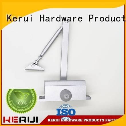 automatic door closer price round door automatic door closer Kerui Furniture Hardware Warranty