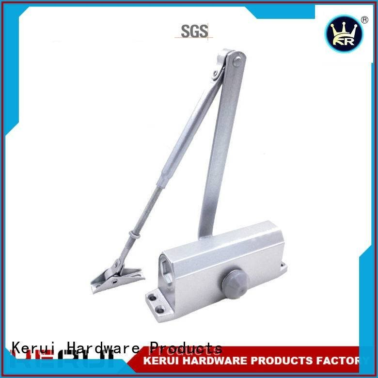 quadrangle triangel round automatic door closer price Kerui Furniture Hardware