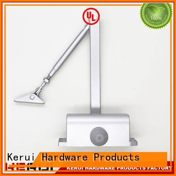 automatic door closer price door automatic door closer square Kerui Furniture Hardware