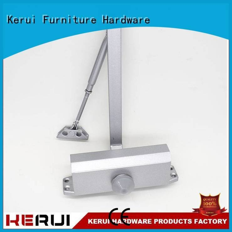 OEM automatic door closer price double spring round automatic door closer