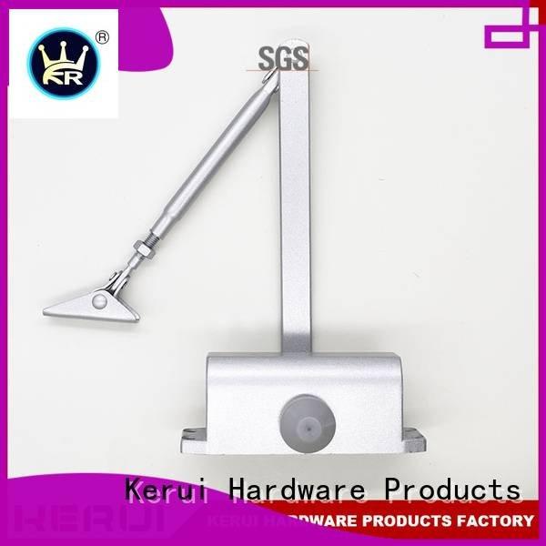 closers triangel automatic door closer double Kerui Furniture Hardware