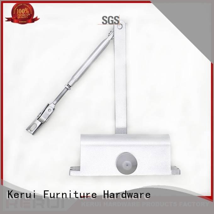 Kerui Furniture Hardware quadrangle automatic door closer double closers