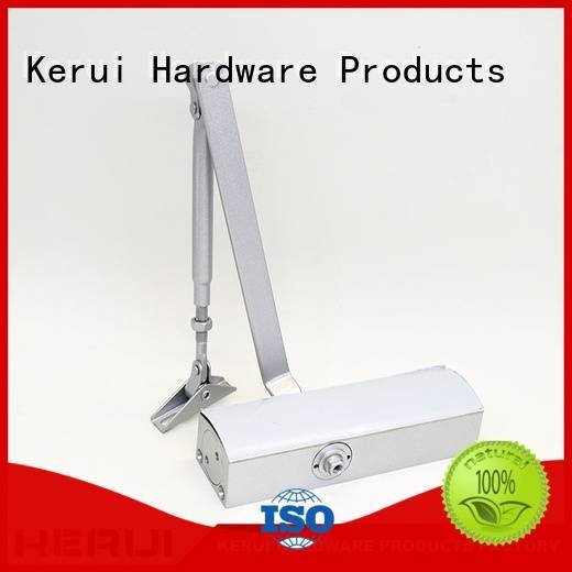 automatic door closer price hidden automatic door closer door Kerui Furniture Hardware