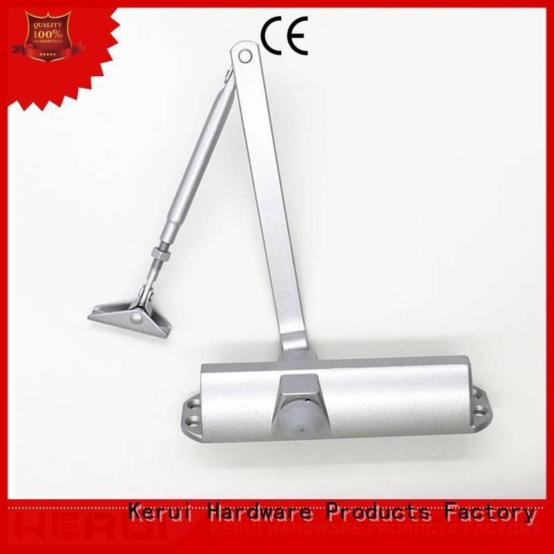 threespeed round double Kerui Furniture Hardware automatic door closer