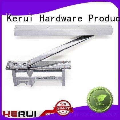 triangel automatic door closer round threespeed Kerui Furniture Hardware