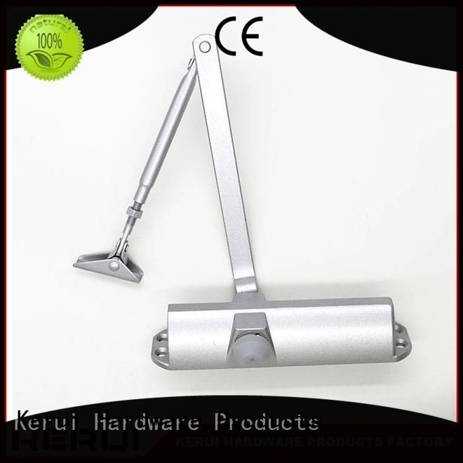 round automatic door closer square hexagonal