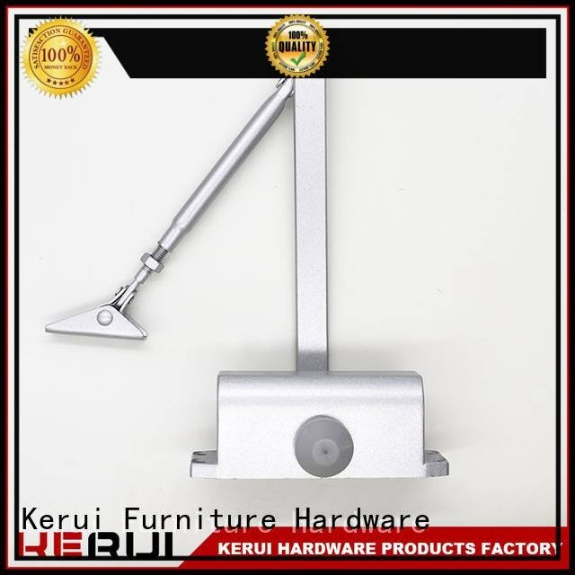 automatic door closer Kerui Furniture Hardware automatic door closer price