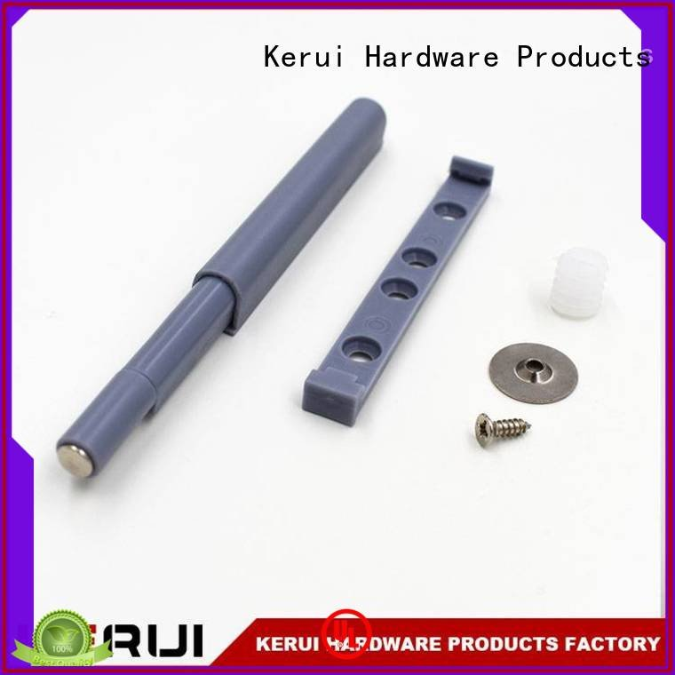 Custom rebound device adjustable highquality magnetic Kerui Furniture Hardware