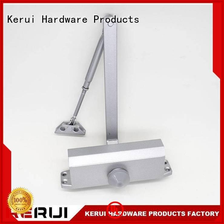 Kerui Furniture Hardware automatic door closer price closers closer square door