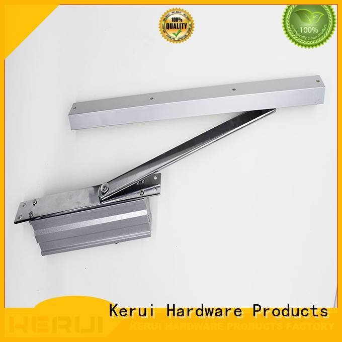 automatic door closer price double round automatic door closer Kerui Furniture Hardware Warranty