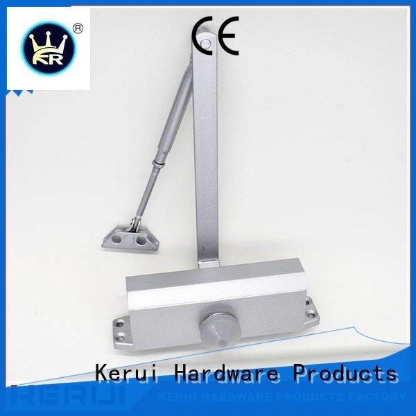 automatic door closer price round closers OEM automatic door closer Kerui Furniture Hardware