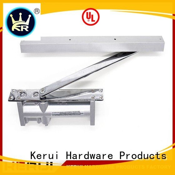 automatic door closer price threespeed automatic door closer square Kerui Furniture Hardware