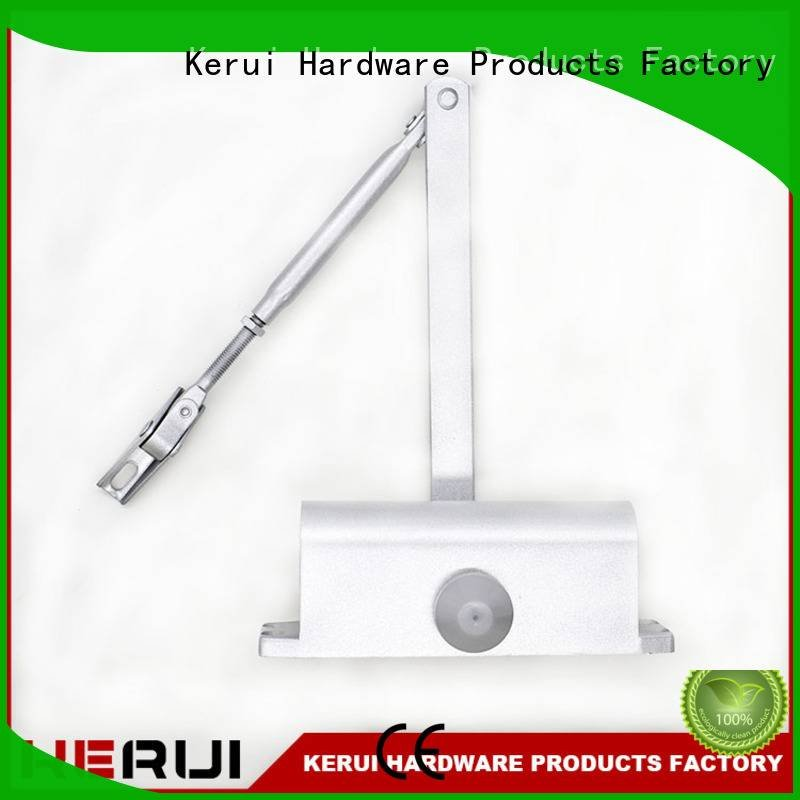Kerui Furniture Hardware Brand double closers round automatic door closer price