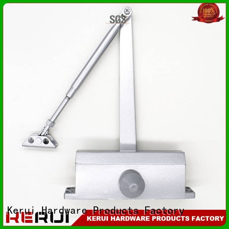 double threespeed closer automatic door closer Kerui Furniture Hardware